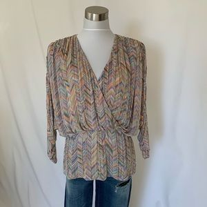 Parker beaded blouse